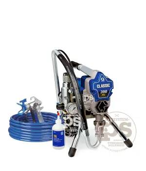 St-Max 390 PC Classic GRACO agregat malarski