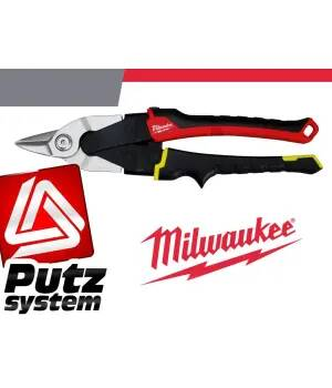 MILWAUKEE NOŻYCE do metalu proste 260 mm (żółty)