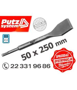 MILWAUKEE DŁUTO do usuwania płytek 250/50 SDS-Plus