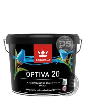 OPTIVA 20 SEMI MATT 2,7L Tikkurila