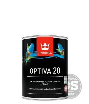 Optiva 20 Semi Matt 0,9L Tikkurila