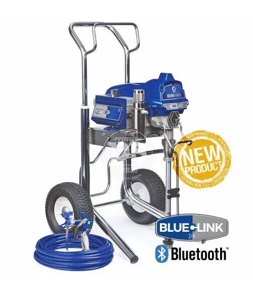 Graco St-Max II 495 BlueLink PC PRO Hi-Boy