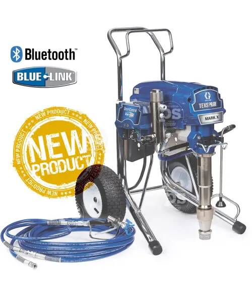 Graco Mark X Bluelink Graco 230 bar