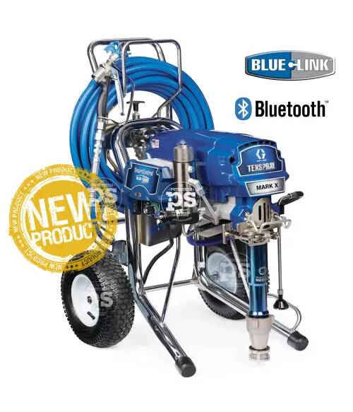 Graco Mark X Procontractor BlueLink Graco