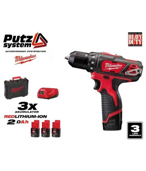 Milwaukee M12 BDD-202C MILWAUKEE