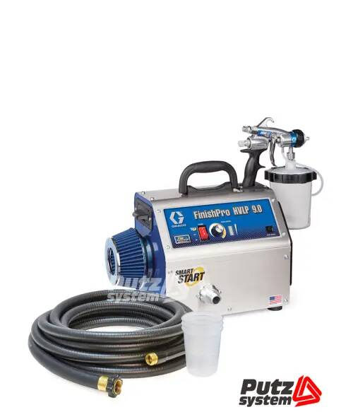 Graco GRACO HVLP TurboForce 9.0